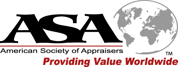 Certified Member of the American Society of Appraisers